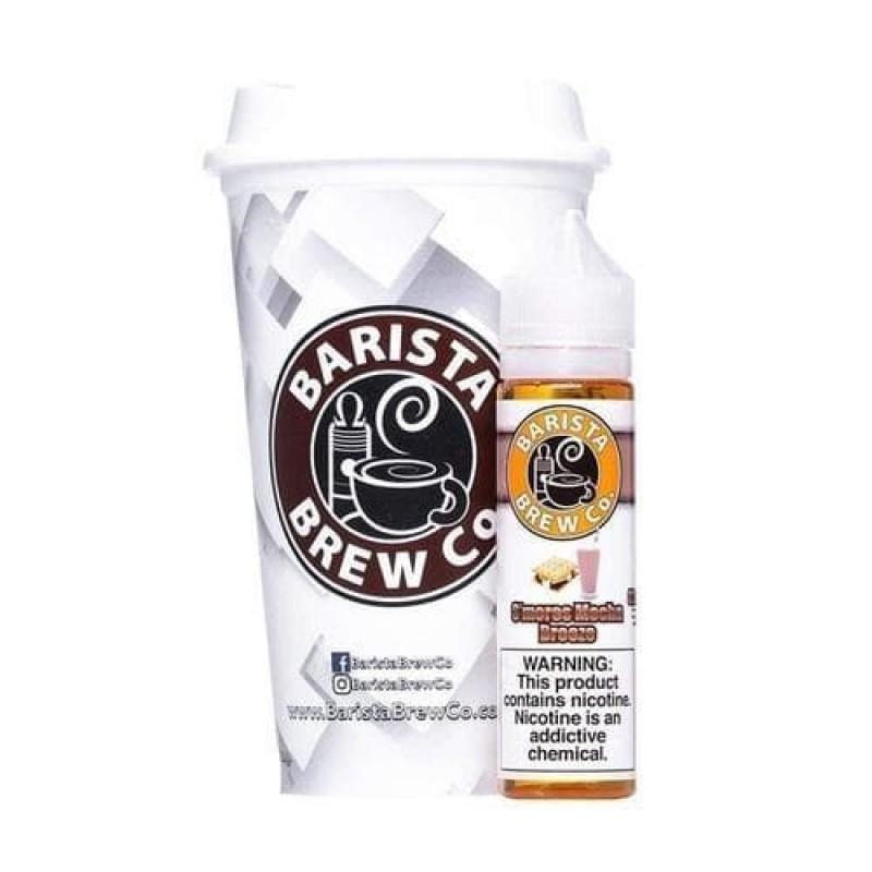 Barista Brew Co. Smores Mocha Breeze eJuice