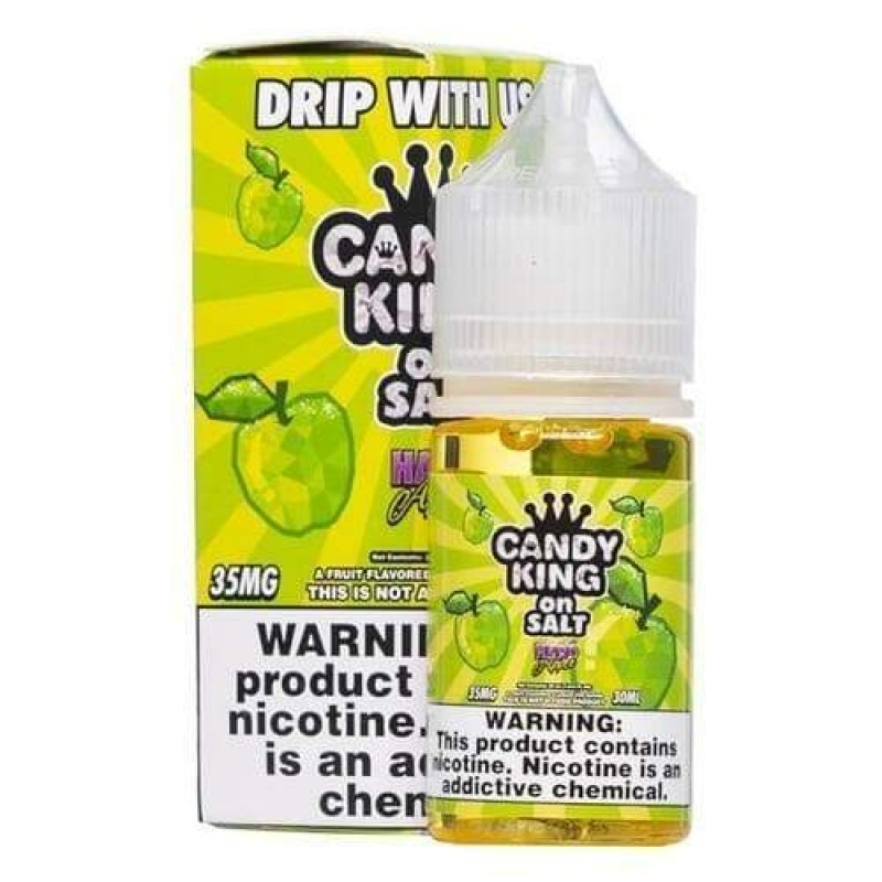 Candy King on Salt Hard Apple